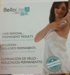 Bellalite machine for permenant hair removal