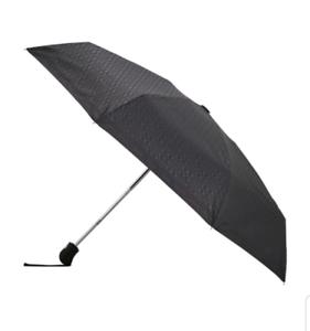 Oroton Signet Small Umbrella black