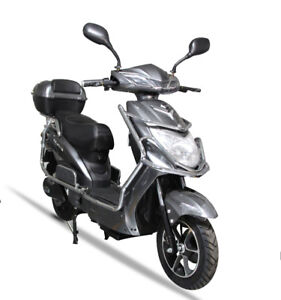 Electric Moped with disc brake  No need license
