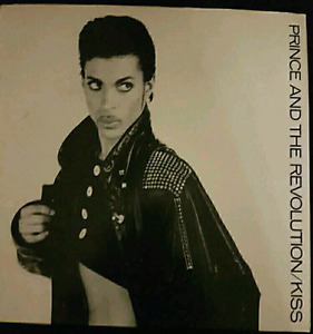Prince and the Revolution - Kiss - Vinyl Record