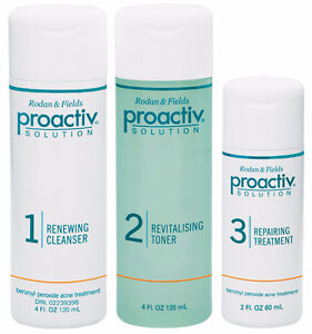 Proactiv 3 piece system