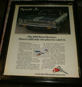 Muscle Cars of the 1960's- Plymouth,Chevy,Dodge -5 diff