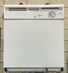 Whirlpool WHITE dishwasher PRICE $299