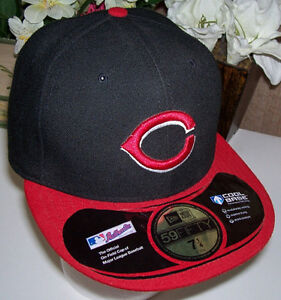 Cincinnati Reds MLB Fitted 59Fifty New Era Cap