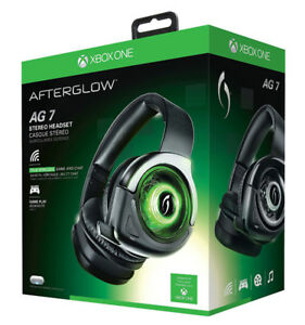 PDP Afterglow AG7 Wireless Gaming Headset-Xbox One -NEW IN BOX