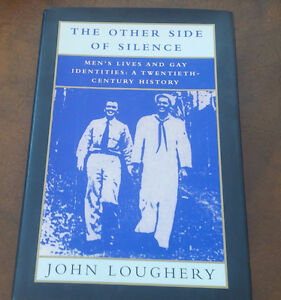 The Other Side of Silence, John Loughery, 1998 Kitchener / Waterloo Kitchener Area image 1