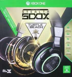 Turtle Beach Stealth 500X Premium Wireless DTS Headset Headphone