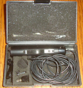 TRAM TR50 LAV MICROPHONE USED IN FILM AND TELEVISION PRODUCTION
