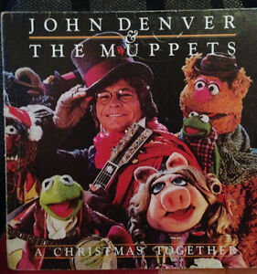 JOHN DENVER & THE MUPPETS CHRISTMAS RECORD