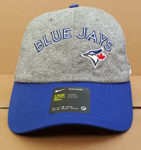 the latest 3763a c229e Toronto Blue Jays Nike Dri-Fit MLB Baseball Hat Cap   NEW