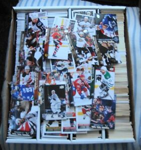 3200+ Hockey Cards