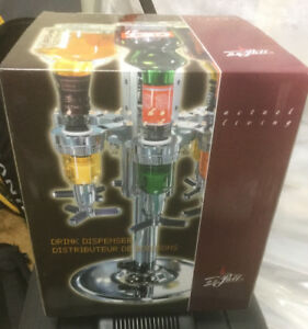 BRAND NEW EZ PULL ALCOHOLIC DRINK DISPENSER