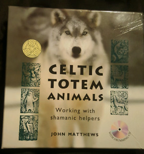 Celtic Totem Animals Divination Cards