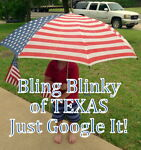 Bling Blinky of TEXAS