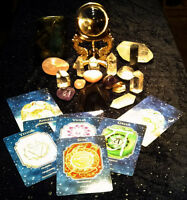 PSYCHIC MEDIUM,TAROT- PAST-PRESENT-FUTURE/channelled messages...