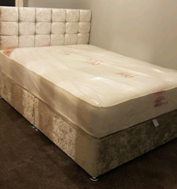 🔥Fast selling quality beds and mattresses- FREE DELIVERY