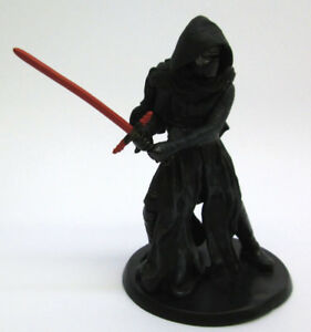 STAR WARS The Force Awakens Disney KYLO REN 4 Inch Display Shelf