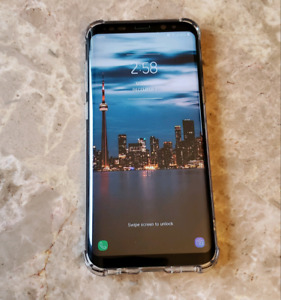 Samsung S8 Plus like new condition