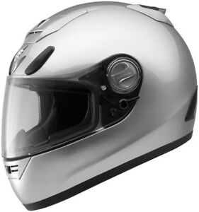 NEW Scorpion Exo-750 Solid Hypersilver Helmet