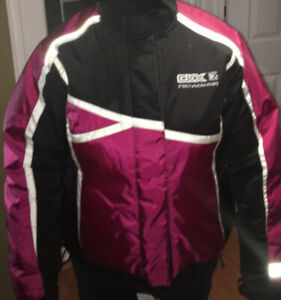 """Beautiful Lady's Snowmobile Floater Coat - XL """"New"""""""