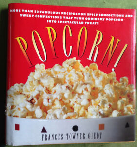 Popcorn by Frances Giedt - NEW