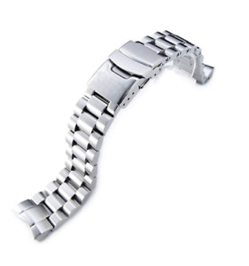 Seiko Sumo 20mm Endmill Replacement Bracelet by MiLTAT.