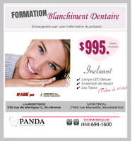 Blanchiment de dents / blanchiment dentaire / teeth whitening