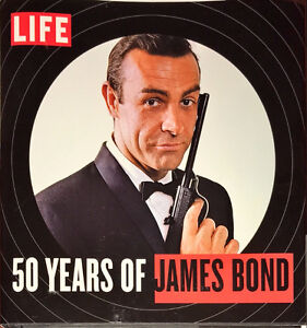 LIFE 50 Years of James Bond