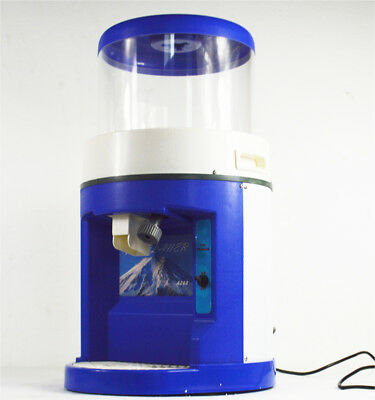 Brand New 1 Pc Electric Ice Shaver Smoothie Machine Ice Crusher Snow Cone Maker