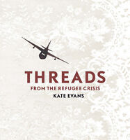 Chan Centre's Beyond Words Series presents Kate Evans: Threads