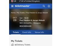 Paul Heaton & Jacqui Abbot Glasgow Oct 9th