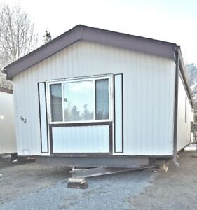 16 Wide 2 bed 1 bath Mobile Home - Delivery Included in Alberta