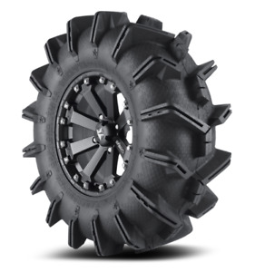 EFX MotoBoss Tires - Big Mud, Unique Tread Design