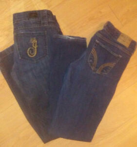 juicy coutour & Holister Jeans
