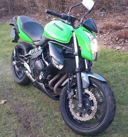 Kawasaki ER 6 600 PX Swap UK Delivery