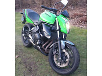 Kawasaki ER 6 600 PX Swap UK Delivery