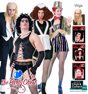 Rocky Horror Characters (THE ROCKY HORROR SHOW COSTUMES Licensed Fancy Dress Costumes Major)