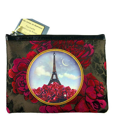 Roses Pochette (LES CAKE DE BERTRAND 'POCHETTE PARIS LUNE ROSES')