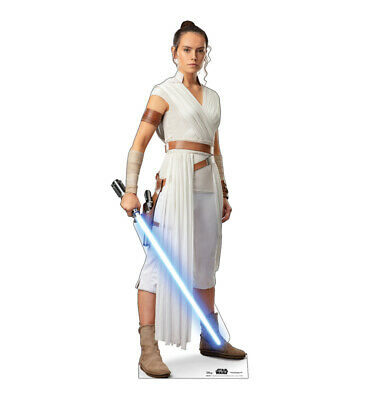 Life Size Standups (STAR WARS - RISE OF SKYWALKER - REY - LIFE SIZE STANDUP/CUTOUT)
