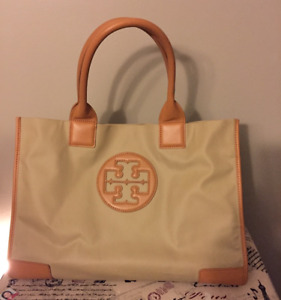Authentic Tory Burch Tote Bag almost new