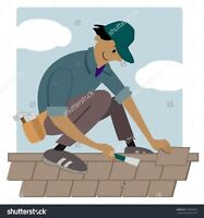 Roofing!  (Over 25 years experience) Reasonable Rates!