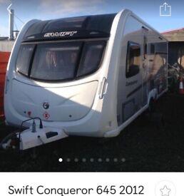 Swift conqueror 645 2012