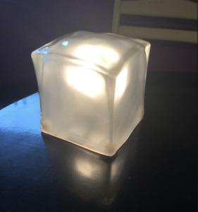 Ikea Ice Cube Table Lamp