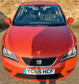 2015 Seat Ibiza Vista 1L Only 39248 mileage