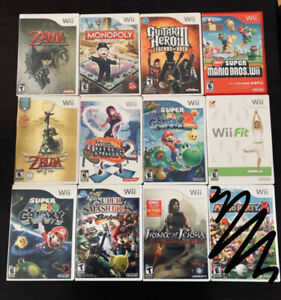 Jeux Wii / Wii games