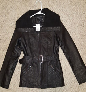 Women's le chateau jacket size xxs. New with tags