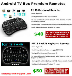 Wireless Keyboards for Gaming Systems, HTPCs, Android TV Box,ETC
