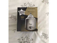 Tommee tippee electric food bottle warmer