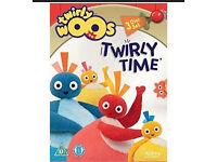 Twirlywoos triple disc dvd