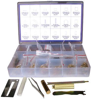 Kwikset Rekey 200 Master Bottom Pins Tools Locksmith Rekeying Kits